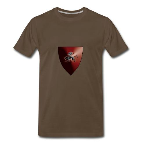 Realms Of Adventure Delvin's Hellhounds Shirt - Men's Premium T-Shirt