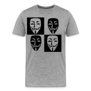 Shirt #7 (No Set) - Men's Premium T-Shirt