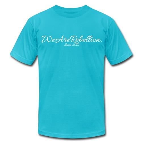Script Shirt - Men's Fine Jersey T-Shirt