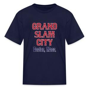 Grand Slam City - Kids' T-Shirt