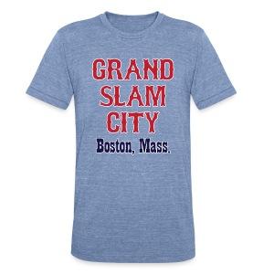 Grand Slam City - Unisex Tri-Blend T-Shirt