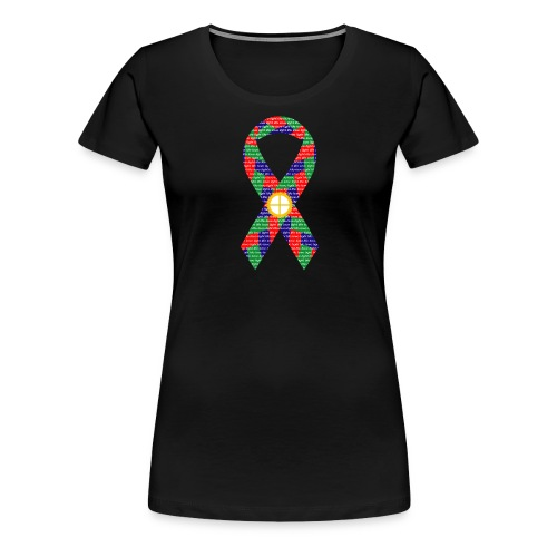 A Triple Cord is Hard to Break - Women's Premium T-Shirt