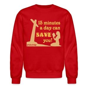 Save You - Crewneck Sweatshirt