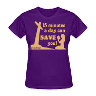T-Shirts ~ Women's T-Shirt ~ Save You