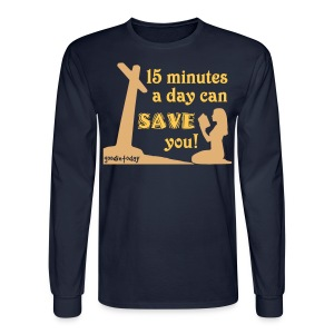 Save You - Men's Long Sleeve T-Shirt