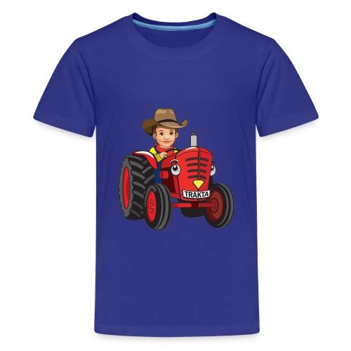 Kid's Trakta Shirt - Kids' Premium T-Shirt