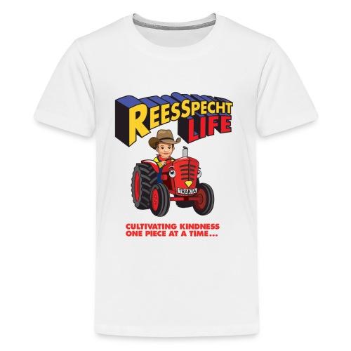 Kid's Trakta & Slogan Shirt - Kids' Premium T-Shirt