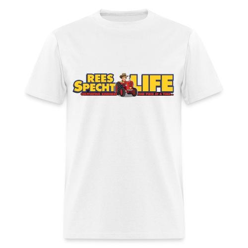 Trakta & Logo Men's Shirt - Men's T-Shirt