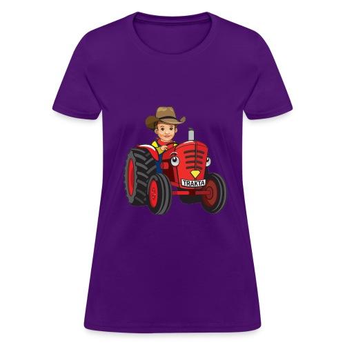 Trakta Women's Shirt - Women's T-Shirt