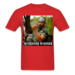 No Stranger - Men's T-Shirt