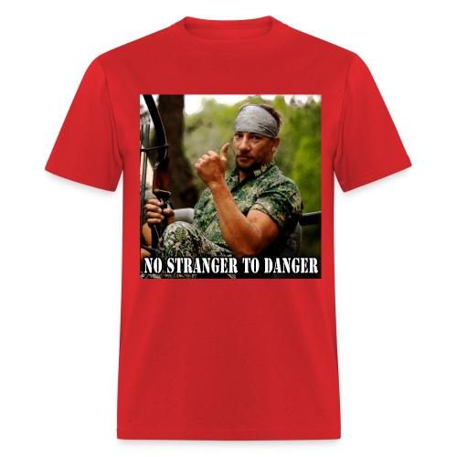 No Stranger - Men's T-Shirt