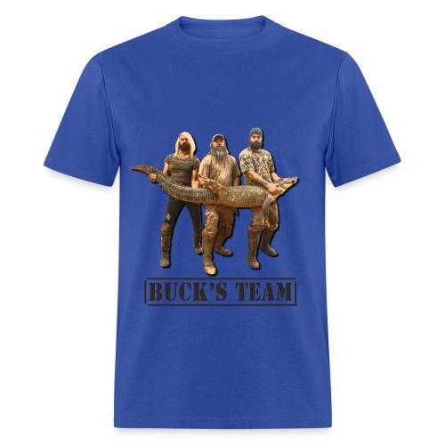 Buck's Team - Men's T-Shirt