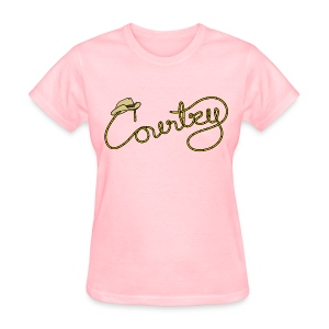 Country's Lasso (Women's) - Women's T-Shirt