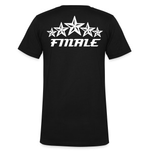 5 Star Finale original - Men's V-Neck T-Shirt by Canvas