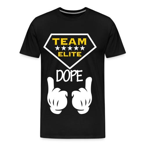 Exclusive Team Elite - Men's Premium T-Shirt
