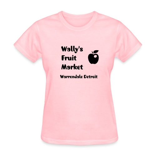 Wally's Fruit Market - Women's Shirt - Women's T-Shirt