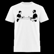 T-Shirts ~ Men's T-Shirt ~ Animals Table T-Shirt 2
