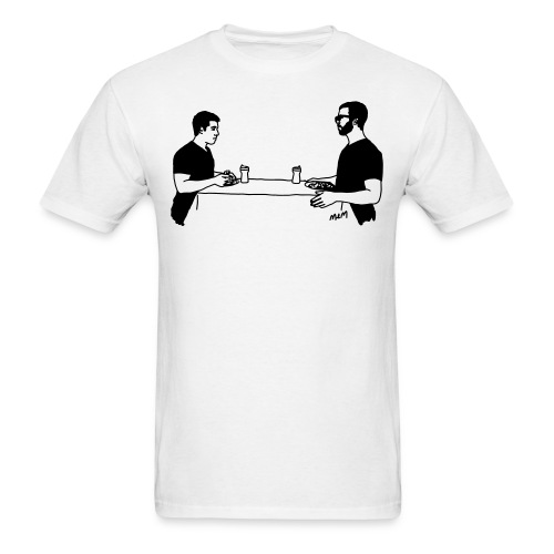 Animals Table T-Shirt 2 - Men's T-Shirt