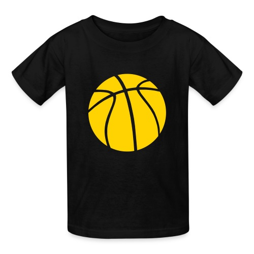 basket kids shirt - Kids' T-Shirt