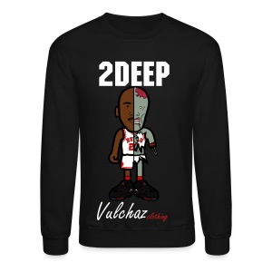 2deep vulchaz 23 sweater - Crewneck Sweatshirt