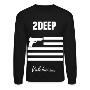 2deep Gundown sweater - Crewneck Sweatshirt