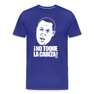 T-Shirts ~ Men's Premium T-Shirt ~ ¡No Toque La Cabeza! shirt
