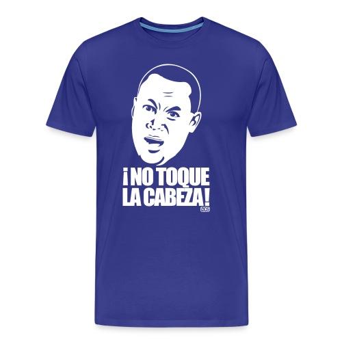 ¡No Toque La Cabeza! shirt - Men's Premium T-Shirt