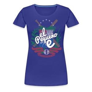 El Pequeño E woman's shirt - Women's Premium T-Shirt