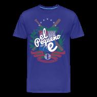T-Shirts ~ Men's Premium T-Shirt ~ El Pequeño E shirt