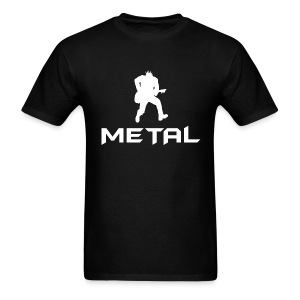 Metal T-Shirt (Men's) - Men's T-Shirt