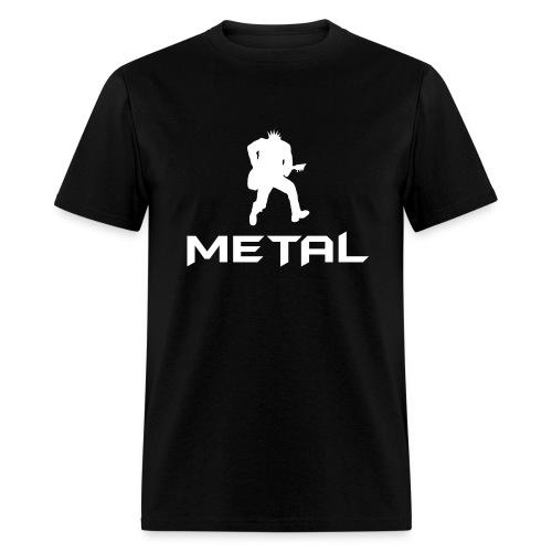 Metal T-Shirt (Men's) - Men's T-Shirt