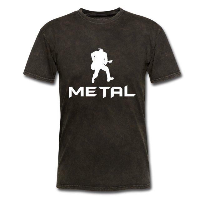 Metal T-Shirt (Men's)