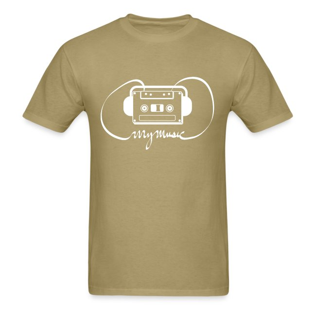 Metal's MyMusic Shirt (Men's)