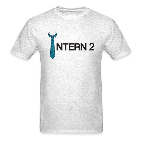 Intern 2 Tie (Men's) - Men's T-Shirt