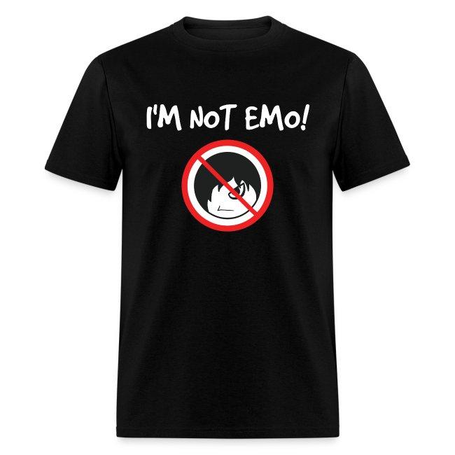I'm Not Emo! (Men's)