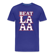 T-Shirts ~ Men's Premium T-Shirt ~ Beat LAAA shirt