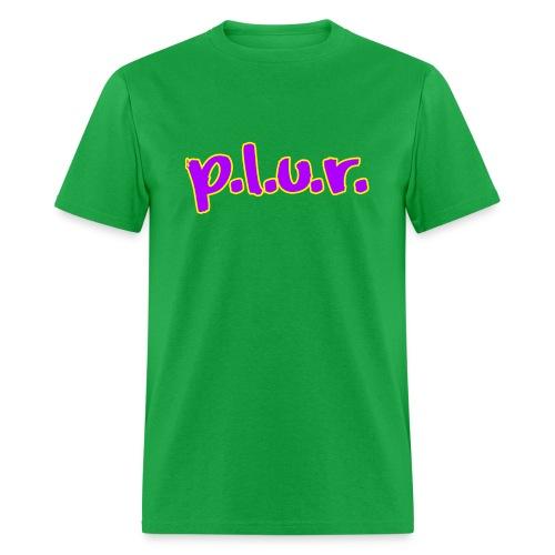 P.L.U.R. Shirt (Men's) - Men's T-Shirt