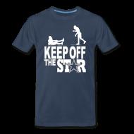T-Shirts ~ Men's Premium T-Shirt ~ The Star Protection Shirt