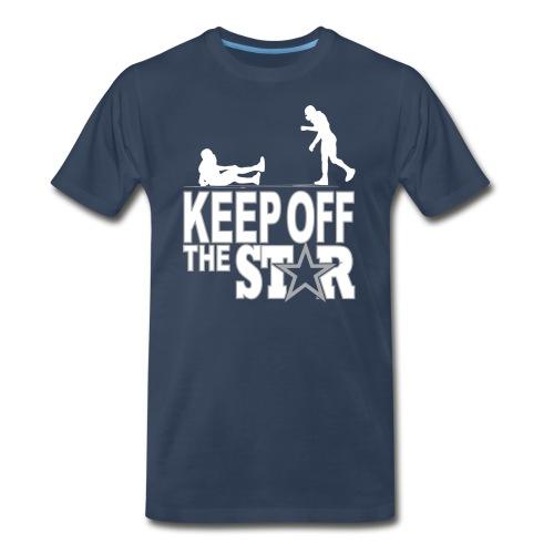The Star Protection Shirt  - Men's Premium T-Shirt