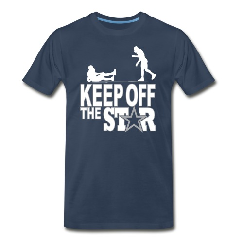 The Star Protection Shirt  - Men's Premium T-Shirt