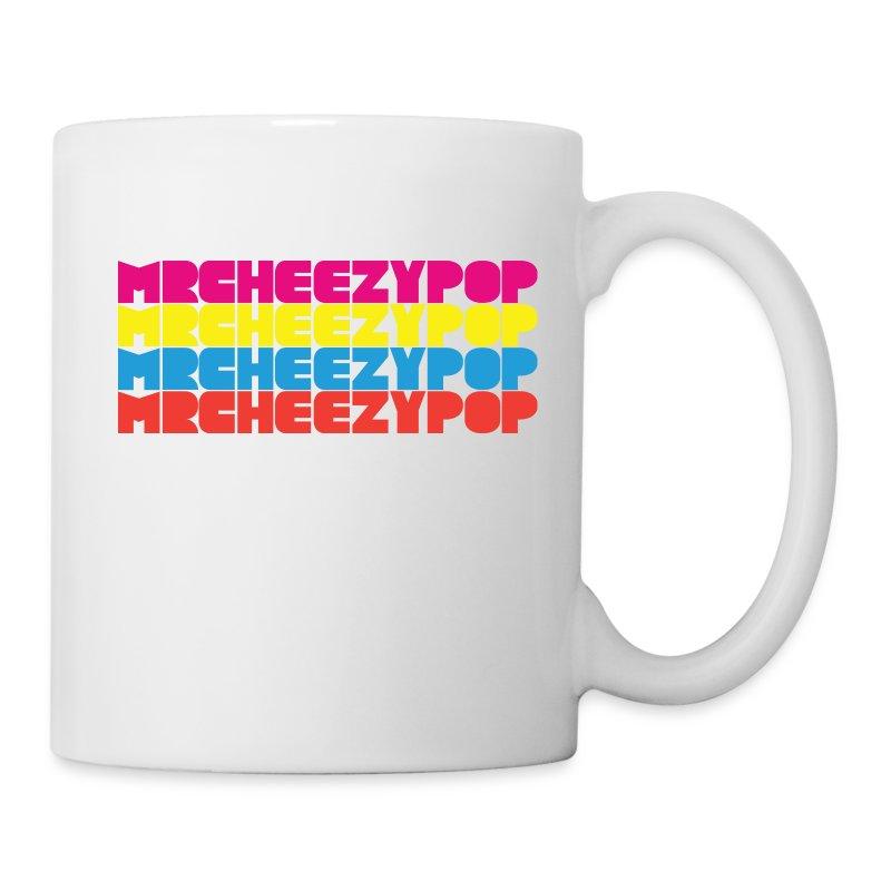 mrcheezypop mug - Coffee/Tea Mug