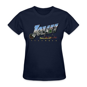 Joliet Illinois Throwback - Women's T-Shirt