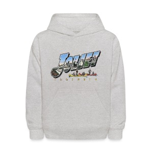 Joliet Illinois Throwback - Kids' Hoodie