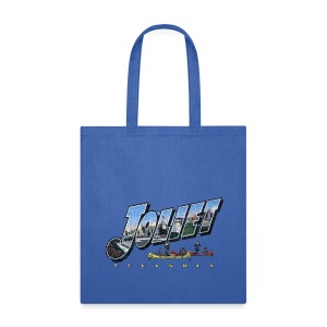 Joliet Illinois Throwback - Tote Bag