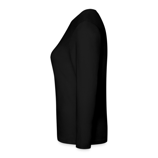 Women's Long Sleeve Jersey Silver Glitz T  SWAT