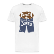 T-Shirts ~ Men's Premium T-Shirt ~ Sports and Jorts