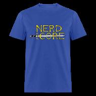 T-Shirts ~ Men's T-Shirt ~ Nerdcore's Sword (Men's)