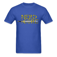 T-Shirts ~ Men's T-Shirt ~ Nerdcore's Sword (Men's)