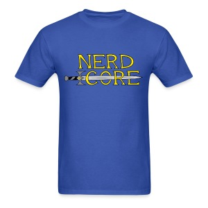 Nerdcore's Sword (Men's) - Men's T-Shirt