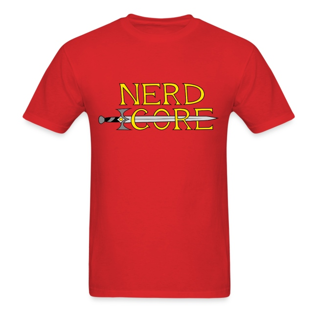Nerdcore's Sword (Men's)
